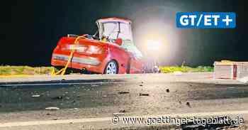 Bad Gandersheim: 17-Jähriger stirbt bei Unfall auf B 445 - Göttinger Tageblatt