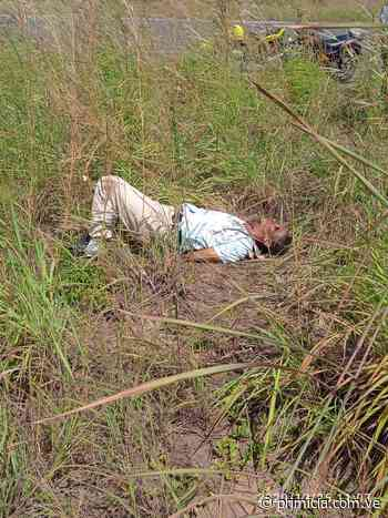 Hallan cadáver de un hombre en Caicara del Orinoco - Diario Primicia - primicia.com.ve