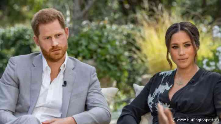 The Most Shocking Moments From Harry And Meghan's Interview With Oprah