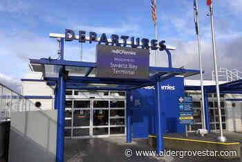 BC Ferries cancels all sailings between Vancouver Island, mainland – Aldergrove Star - Aldergrove Star