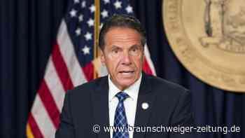 Belästigungsvorwürfe: New Yorks Gouverneur Cuomo lehnt Rücktritt ab