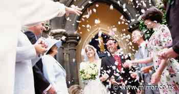 Wedding bookings 'skyrocket by 250% and prices to increase by a quarter'