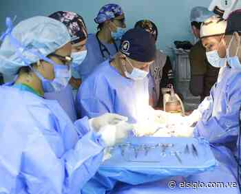 Gobierno atendió más de 200 niños con plan quirúrgico en Camatagua - Diario El Siglo