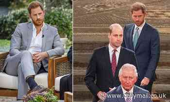 Prince Harry's rift with Charles: Duke of Sussex feels 'really let down' by his father