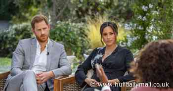 More revelations from Meghan and Harry to be aired in second show