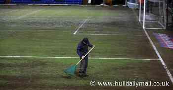 Peterborough United pitch a concern, admits Grant McCann
