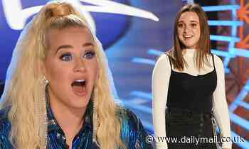 American Idol: Katy Perry gives harsh critique to Heather Russell after cover of Harleys In Hawaii