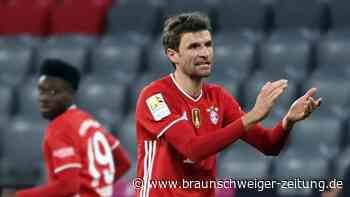 Nationalmannschaft: Neuer würde sich über DFB-Comeback von Müller freuen