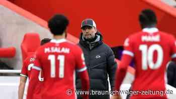 Champions League: Klopp hofft nach Negativ-Serie auf Rückspiel gegen Leipzig
