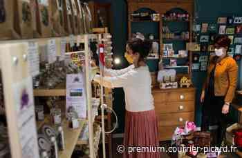 Une boutique éphémère à Corbie pour répondre à la crise de l'artisanat - Courrier picard