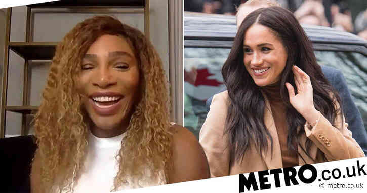Serena Williams supports friend Meghan Markle in heartfelt letter 'decrying vilification of Black women' after Oprah interview