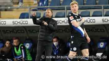 Bundesliga: Arminia-Trainer Kramer will Offensive verbessern