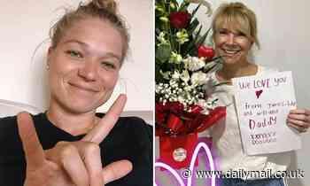 Wally Lewis' daughter Jamie-Lee breaks silence after parents' split