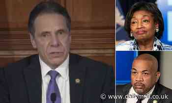 Nearly 50 New York lawmakers call for Gov Cuomo to resign or be impeached