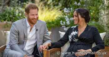 Expert says Oprah interview with Sussexes could spark a PR war