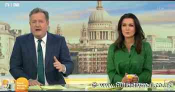 Furious Piers Morgan slams 'two-hour trashathon of our Royal Family'