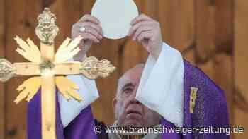 Kirchen-Oberhaupt: Rückkehr nach Rom - Papst Franziskus beendet Irak-Reise