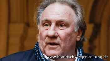 Viertes Buch seit 2014: Neues Buch von Gérard Depardieu: Ein Abgesang auf die Welt
