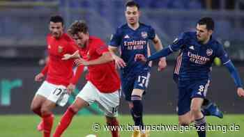"""Benfica-Profi: Nationalspieler Waldschmidt: """"Gerade nicht alles rosarot"""""""