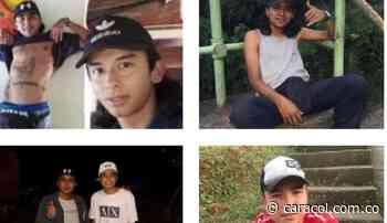 Búsqueda de jóvenes desaparecidos se extendió a Tarazá, Cáceres y Caucasia - Caracol Radio