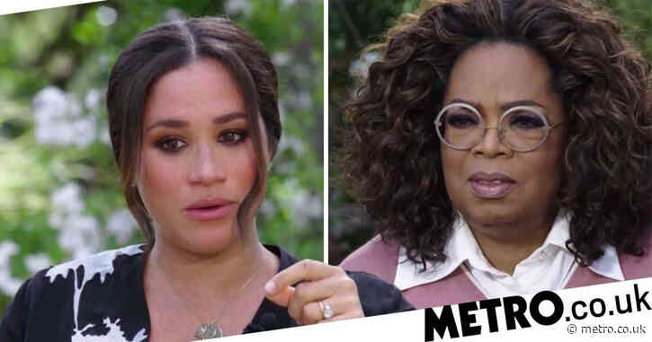 11 bombshell revelations from Meghan and Harry's Oprah interview