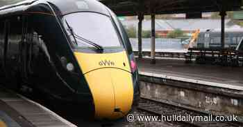 Changes to train services in England from Monday morning