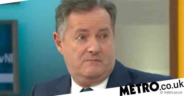 Piers Morgan denies his white privilege as 'race-baiting nonsense' as he's slammed for Meghan and Harry comments