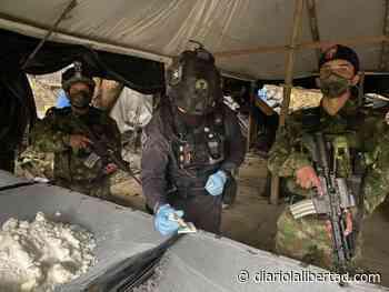 Dos gigantes cristalizaderos fueron destruidos en Cumbitara, Nariño - Diario La Libertad