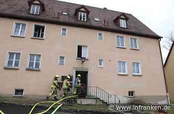 Neustadt an der Aisch: Nach Brand in Wohnhaus - Frau (49) stirbt im Krankenhaus - inFranken.de