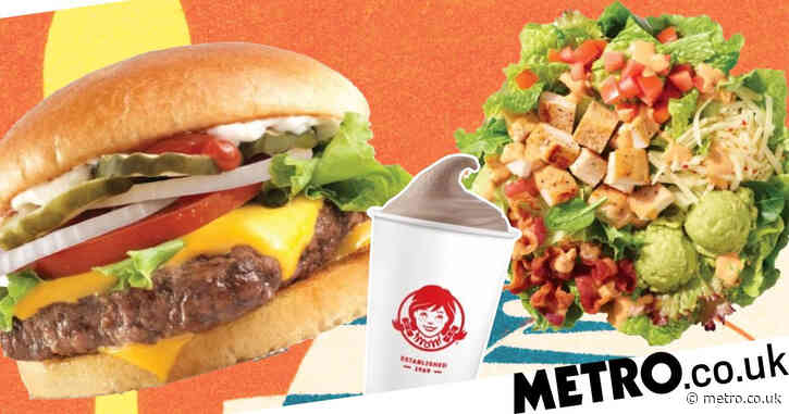 Wendy's reveals what will be on the UK menu as the US chain prepares to open new branches