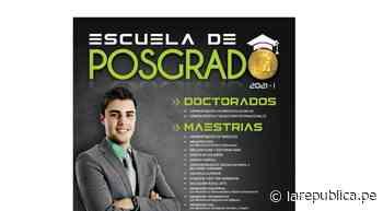 Universidad Ricardo Palma ofrece maestría que potencia la educación peruana - LaRepública.pe