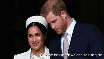 Meghan erhebt schwere Vorwürfe gegen britische Royals