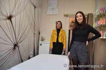 A Saint-Flour (Cantal) l'atelier C ajoute l'esthétique à la coiffure - La Montagne