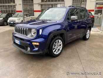 Vendo Jeep Renegade 1.0 T3 Limited usata a Romano di Lombardia, Bergamo (codice 8389046) - Automoto.it