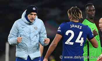Chelsea star Reece James speaks out on Thomas Tuchel's squad rotation since his arrival
