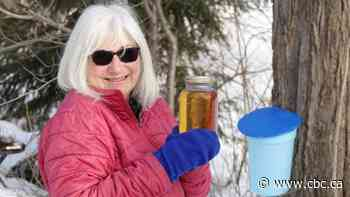 Do-it-yourself maple syrup keeps Manotick woman's spirits high during pandemic - CBC.ca