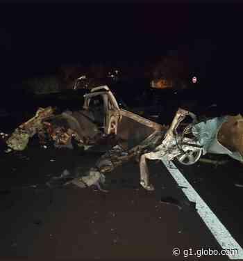 Jovem de 20 anos morre em capotamento em rodovia que liga Borborema a Pongaí - G1