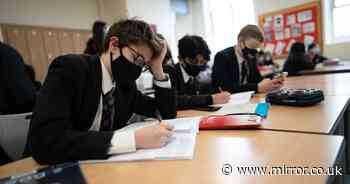 England's schools won't close even if Covid R number goes above 1