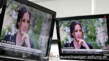 Royals: Explosives Interview: Meghan wirft Königshaus Rassismus vor