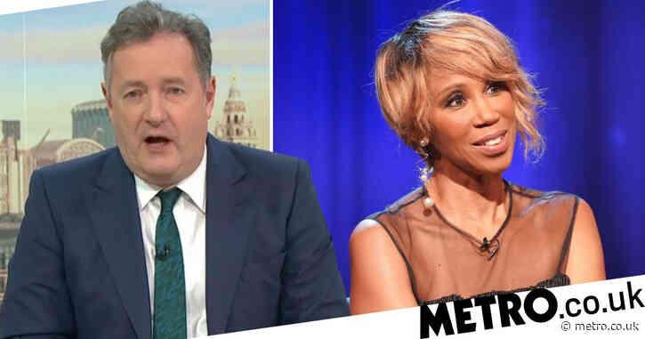 Trisha Goddard hopes Piers Morgan's sons marry Black women so he can 'understand' Meghan Markle's ordeal