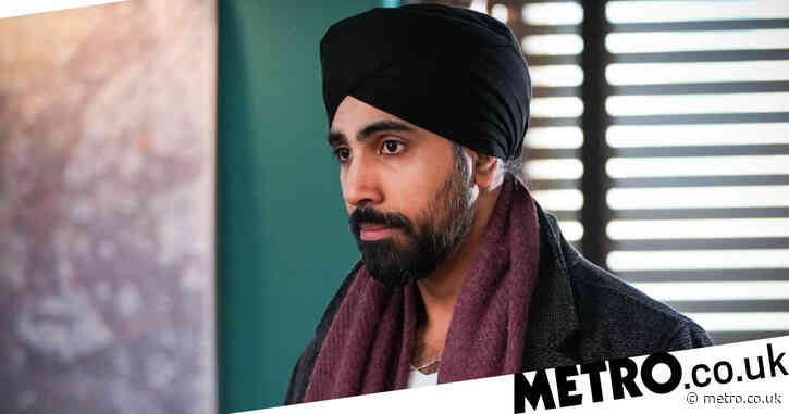 EastEnders' Jaz Deol looks totally different in this snap from years ago