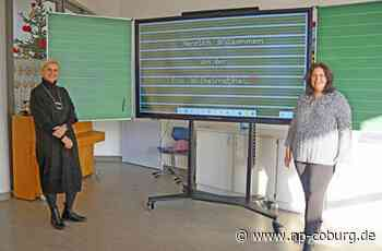Grundschule Wilhelmsthal: Fit für die digitale Zukunft - Neue Presse Coburg - Neue Presse Coburg