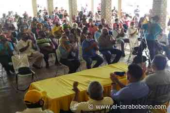 Proyecto Venezuela juramentó su estructura municipal en Bejuma - El Carabobeño