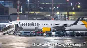 Luftfahrt: Ferienflieger Condor braucht frisches Geld