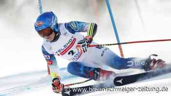 Ski alpin: Aufregung um Shiffrin-Kritik nach verpasstem Sieg