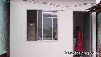 Concluyó programa de mejoramiento de vivienda en el municipio de Hobo - Huila