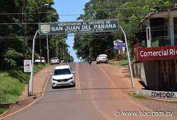 Emergencia sanitaria por COVID-19 en San Juan del Paraná - Nacionales - ABC Color