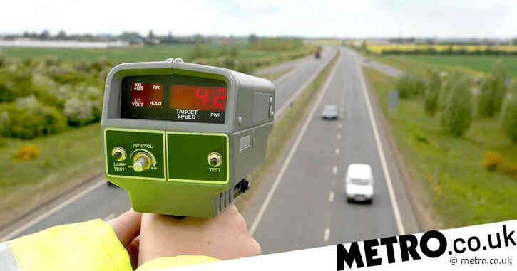 Drivers sharing speed trap locations on Facebook could face £1,000 fine