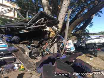 Accidente en autopista Tinaquillo – Valencia dejó siete fallecidos y más de 25 lesionados - El Carabobeño