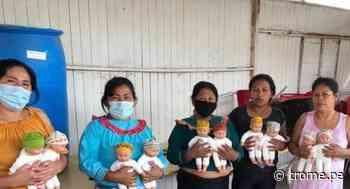 Asociación de Artesanas Shipibo Konibo Cantagallo llevan alegría a niños con cáncer - Diario Trome